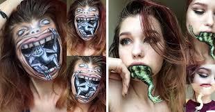 how to be a makeup artist best horror makeup artist mugeek vidalondon