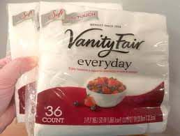 Vanity Fair Paper Products Reminder Free Vanity Fair Napkins At Stop U0026 Shop Living Rich With