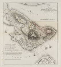Franklin Ma Map 1775 Breaking News The First Published Map Of The Revolutionary War