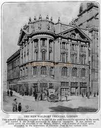 the novello theatre aldwych london w c 2