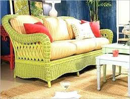 Wicker Patio Furniture Cushions Yellow Wicker Chair Wicker Furniture Cushions Awesome Wicker Patio