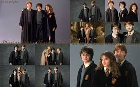 harry potter et le chambre des secrets flash back photoshoot pour harry potter et la chambre des