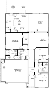 virtual home plans showing first floor of new built to order home plan a 1996