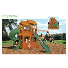 outdoor walmart playsets swing sets lowes lowes swing set