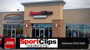 review sportclips american fork utah youtube