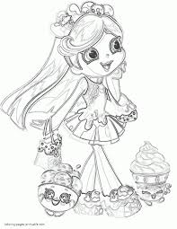 coloring pages shopkins seasons 1 7