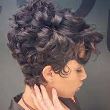 reat african american pixie soft waves on a pixie cut best african hairstyles pinterest
