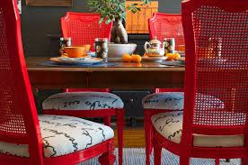 Staple Gun Upholstery Creative Ideas For Home Diy Dining Room Eclectic With Upholstery