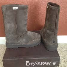 bearpaw s boots sale 37 bearpaw shoes brown paw boots from karli s