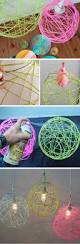 best 25 yarn lanterns ideas on pinterest yarn chandelier hemp