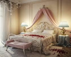 d馗oration romantique chambre decoration de chambre a coucher romantique visuel 1