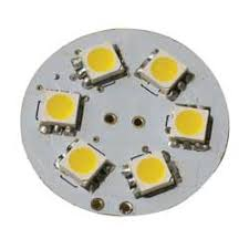 dr led white surface mount g4 led replacement bulb west marine