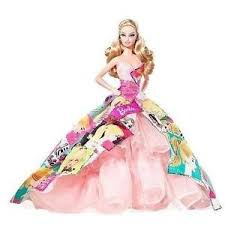 50th anniversary barbie ebay