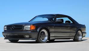 1986 mercedes 560 sec 1990 mercedes 560sec 6 0 amg symbolic international