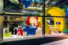 Zurich Google by Google Campus Dublin Google Office Architecture Technology