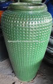 new design outdoor ceramic pot large clay pots big planters giant