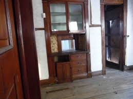 sociologist in fall creek place dining room built in cabinet