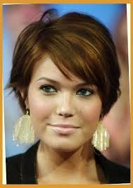 hairstyles for women with double chins hairstyle for round face and double chin short haircuts for