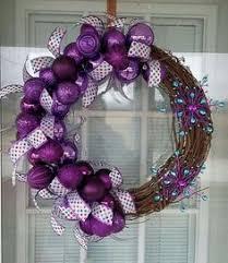 vickerman co pre lit wreath lilás violeta roxo