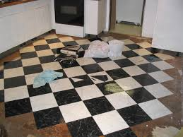 white vinyl tile flooring and leoladys house collectibles and