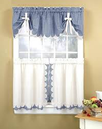 black gingham kitchen curtains fall 3 4 n best blue ideas on