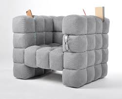 cool couch a couch that won t swallow your stuff it ll store it