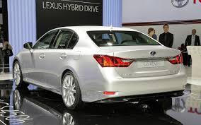 lexus gs 450h owners manual first look 2013 lexus gs450h hybrid automobile magazine