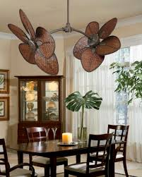 feel the breeze cool down your dinning room with this elegant