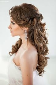 id e coiffure pour mariage 1001 idées pour la coiffure boucle mariage trouvez les plus