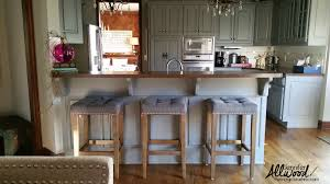 What Is The Best Finish For Kitchen Cabinets Our Kitchen U0027s New Gray Cabinets Are Gorgeous