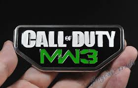 call of duty jeep emblem call of duty mw3 chromed metal emblem badge jeep cherokee willys
