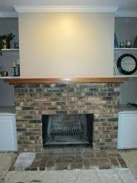 whitewash faux stone fireplace images how lowes whitewash