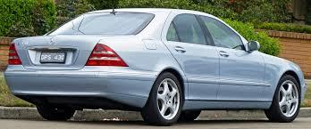 2001 Benz File 2001 Mercedes Benz S 430 W 220 Sedan 2010 09 23 02 Jpg