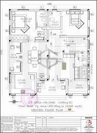 Kerala Home Design First Floor Plan by India House Plan Ground Floor Plan Sqft Indian House Plans Ground