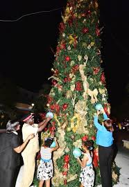 christmas season begins in the bahamas thecaribbeancurrent