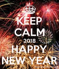 happy new years posters keep calm 2018 happy new year keep calm and posters generator