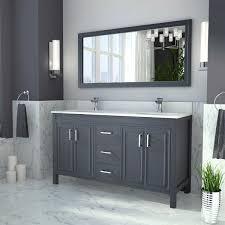 Bathroom Vanity Two Sinks Sumptuous Dual Sink Bathroom Vanity Double Vanities Design Grezu