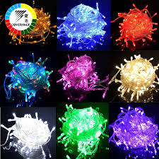 aliexpress com buy coversage 10m 100 led string garland