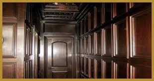 panelled walls panelled walls l panelled ceiling l custom woodwork l valley stream ny