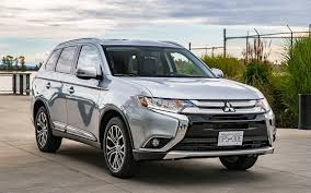 2017 white mitsubishi outlander improvements for the 2017 mitsubishi outlander the car guide