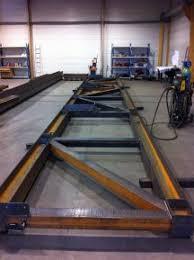 bureau d ude structure m allique fabricant de ferrures de charpente et de structures métalliques