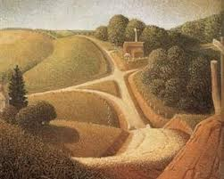 painting artwork on wood 109 best grant wood images on grant wood artists and