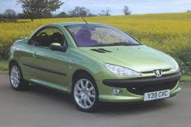 peugeot green mr archive peugeot 206 cc review retro mr