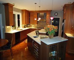 multi level kitchen island houzz