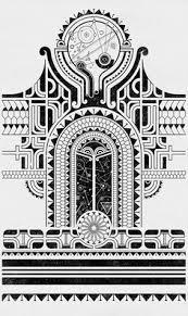 Polynesian Art Designs Melanesian Designs Examples Of Lapita Faces Taken From Chiu 2007