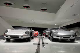 Porsche U0027s New Museum Cartype
