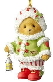 cherished teddies 2017 ornament 2017
