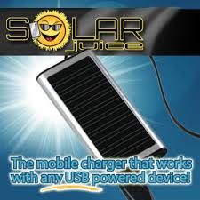 How To Charge Solar Lights - solar juice solar power phone charger as seen on tv store