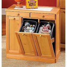 Kitchen Garbage Cabinet Best 25 Recycling Center Ideas On Pinterest Recycling Storage