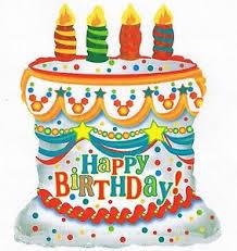birthday helium balloons birthday cake balloon shaped foil helium balloon happy birthday